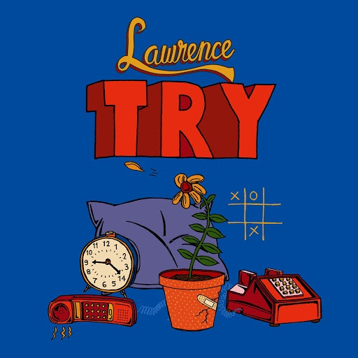 Lawrence альбом Try