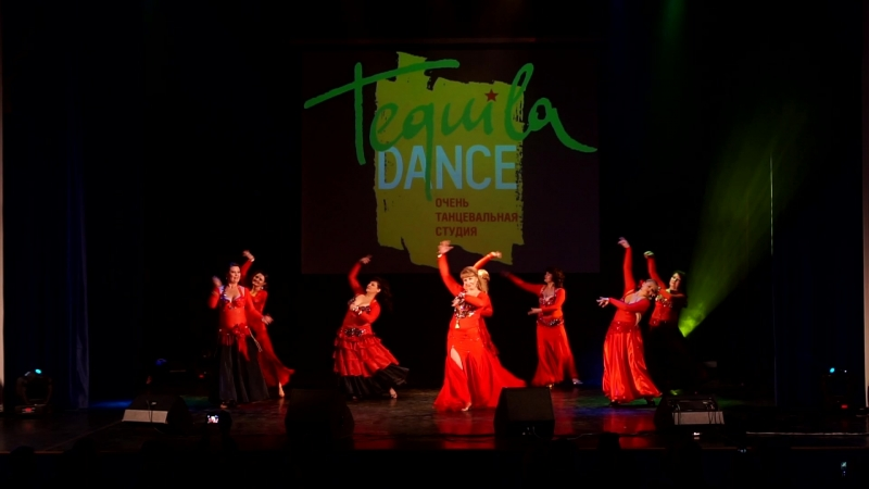 0002_Tequila Dance (Клосинская.А) belly dance Аспани Ракс