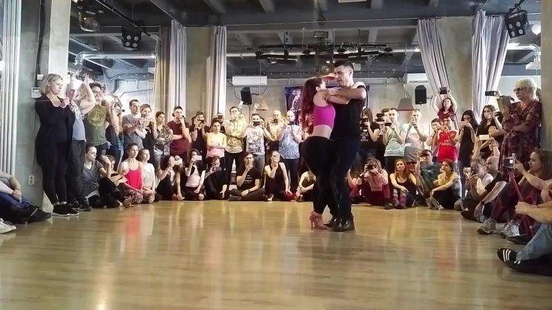 Alex and Maria Luneva Bachata's Night 10.03.2018