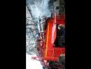 Пожар в Лосино-Петровском по ул Суворова 11