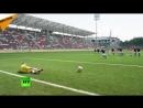 La finale du Mondial France-Croatie a été parfaitement reproduite par des enfants
