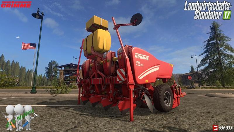 GRIMME GL420 BY BC6 MODDING V1.5.0