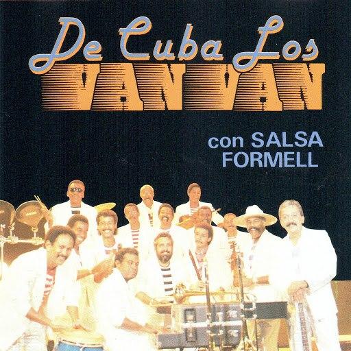 Los Van Van альбом De Cuba los Van Van Con Salsa Formell