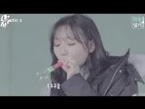 [рус.саб] Sujeong Lovelyz - MOMO X 'Record Idols Taste'