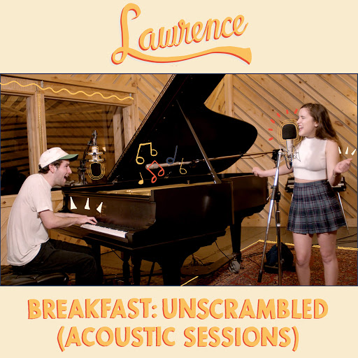 Lawrence альбом Breakfast: Unscrambled (Acoustic Sessions)