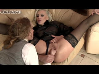 Ally style, britany bardot, cherry kiss, angel emily, tiffany tatum - a lesbo show with a side of foot passion! [lesbian]