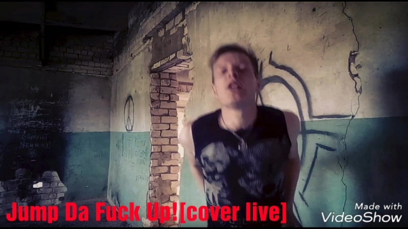 Jump Da Fuck Up![cover live]
