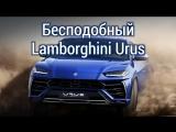 Бесподобный Lamborghini Urus