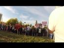 Агитация за захват гос. учреждений на митинге секты СтопГОК