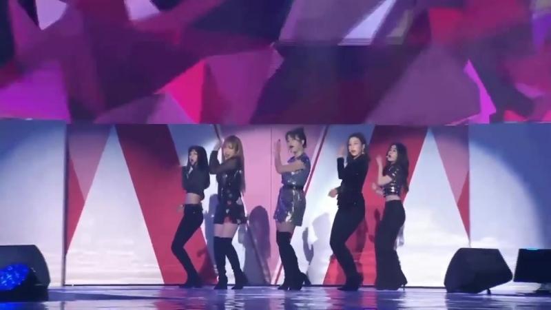 180414 Pink Play Concert| Red Velvet - Peek-A-Boo