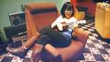 Nat King Cole - L.O.V.E, ukulele cover by Trang Tooc