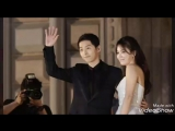 Сон Джун Ки и Сон Хе Ге