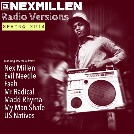 V альбом Nex Millen Radio Versions [1st Qt, 2014]