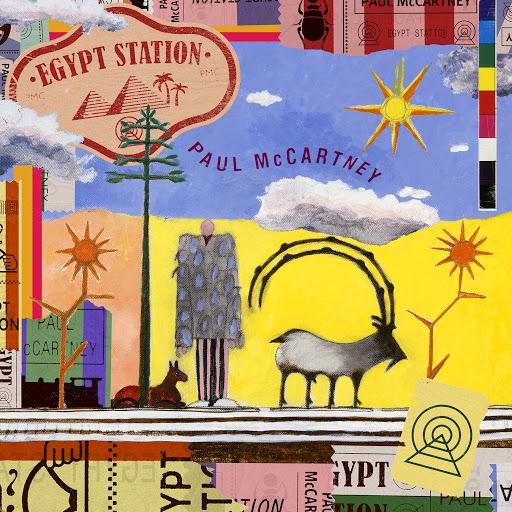 Paul McCartney альбом Egypt Station