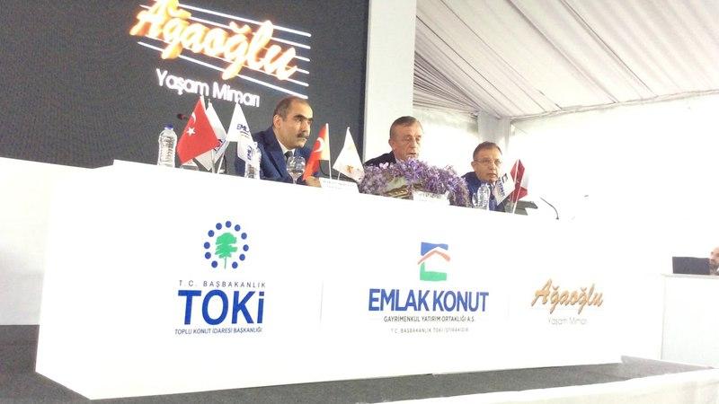 Ali Ağaoğlundan Kanal İstanbul açıklaması