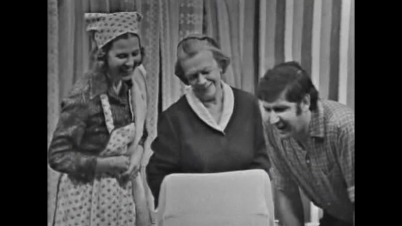 Оптимистическая комедия с переездом и вселением Отрывок из телеспектакля Маленькие комедии большого дома