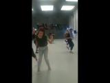 Танцы на ТНТ(Юля Гаффарова)