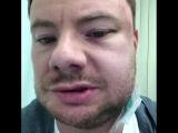 DJ SMASH в Перми со сломанной челюстью