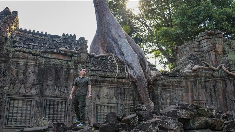 Wonderful Cambodia Дальние храмы Ангкора. Величие Кхмерской империи