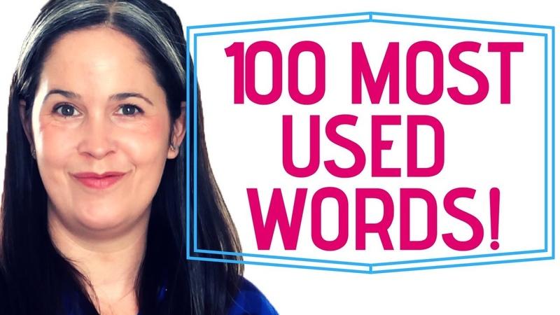 Learn English! | Perfect Pronunciation of Common English Vocabulary