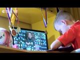 Сборная России по футболу исполнила желание 11-летнего Тимофея Сидоренко