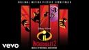 Michael Giacchino Ambassador Ambush From Incredibles 2 Audio Only