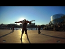 "Копия видео _""1_⁄7 2018-07-29 (19 04) Open Air ValeStar Natali Art Acro EXHIBITION SHOW dance_"""