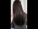 кератиновое выпрямление волос для Екатерины