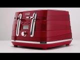 Тостер Delonghi CTA-2103R