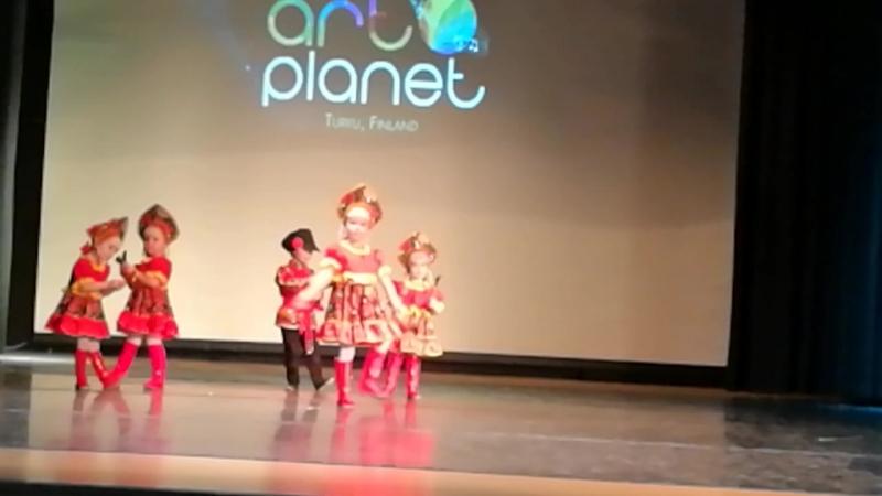 Festival art*planet 21.04.18