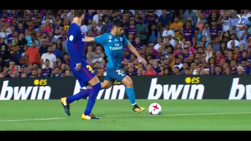 Marco Asensio 2018 ● Unique Skills, Assists Goals | HD