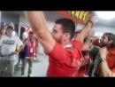 Тот редкий момент, когда португальские болельщики кричат кричалки #МордовияАрена #worldcup2018 #saransk2018 #португалия