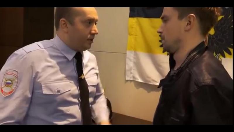 Яковлев про спиннеры (прикол) полицейский с рублёвки
