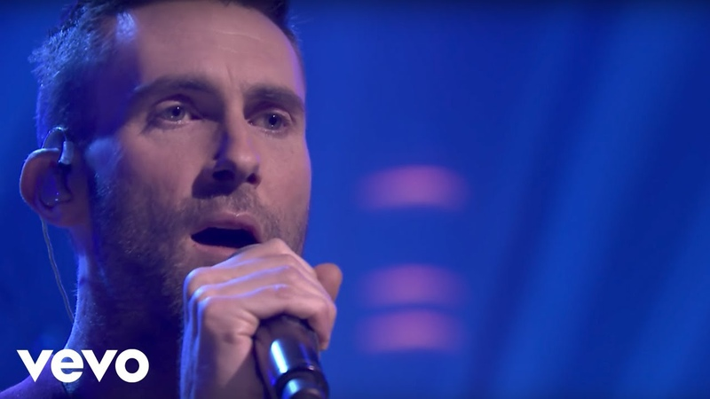 Macj.ru | Maroon 5 - Cold (Live On The Tonight Show Starring Jimmy Fallon) ft. Future