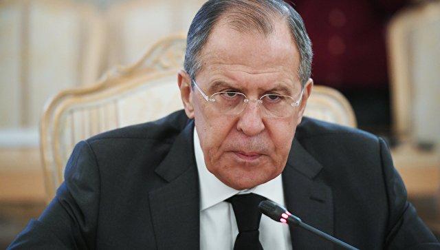 Лавров высказался о действиях США в Сирии