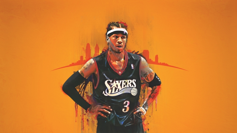 Allen Iverson - Black and Yellow (Mix №4).