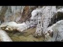 На р. Сары-Узень зимой