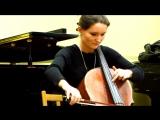MVI_1607 - А. Дворжак. Концерт для виолончели с оркестром си минор, части II, III (начало...см.примечание ниже).