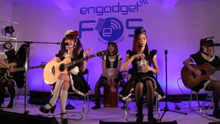 BAND-MAID / Engadget FES (2014.11.24)