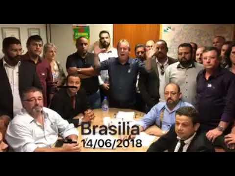 ALERTA MÁXIMO - CAMINHONEIROS AUTÔNOMOS MANDAM RECADO AO POVO BRASILEIRO - DIRETO DE BRASÍLIA 14/06
