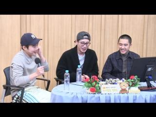[FULL] 171114 SBS-R Power FM Cultwo Show @ EXO's D.O.