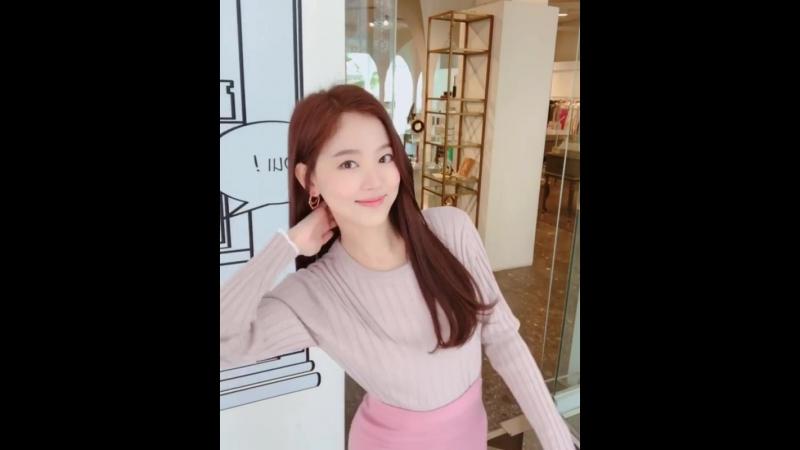 Kang HanNa Instagram