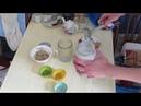 МОЛОЧНЫЙ КОКТЕЙЛЬ С ХАЛВОЙ можно взять пасту арахиса или из семечек