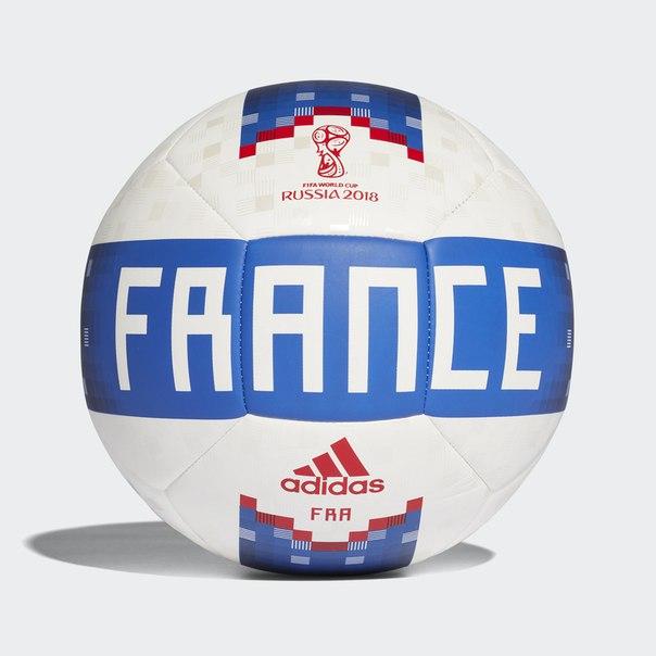 Футбольный мяч Франция