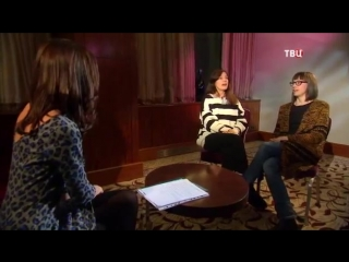 Yaki-Da: Interview For TVC-Channel (Moscow, December 2015)