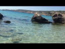 Кипр пляж Konnos Bay 2016