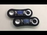 MP3-плеер Qumo Tourist 4Gb, встроенный динамик