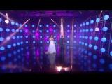 Elcan Rəsulov ft Kəmalə Piriyeva - Səndən1dənədir (Yeni il konserti 2018)