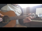 Evanescence - My Immortal (Acoustic guitar cover)