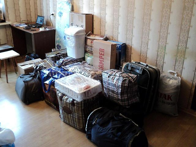 В Таганроге квартиросъемщик при переезде на другую квартиру прихватил чужое имущество